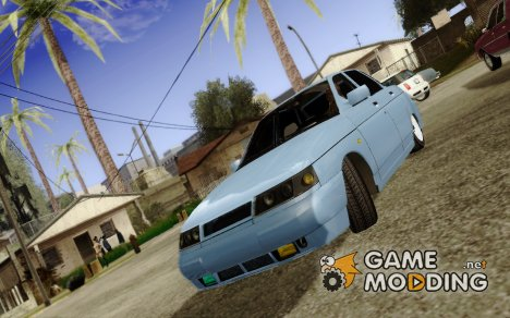 Ваз 2110 for GTA San Andreas