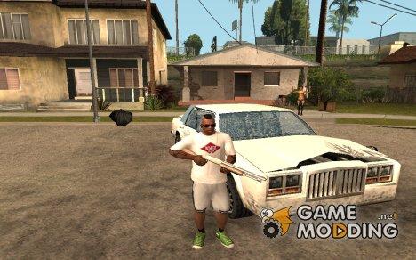 Повреждения машин из GTA SA Mobile for GTA San Andreas