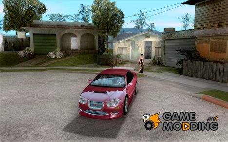 Chrysler 300M tuning для GTA San Andreas