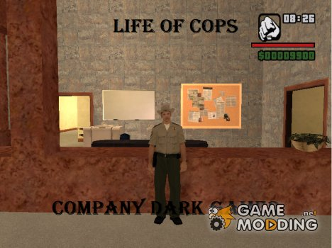 Life Of Cops для GTA San Andreas