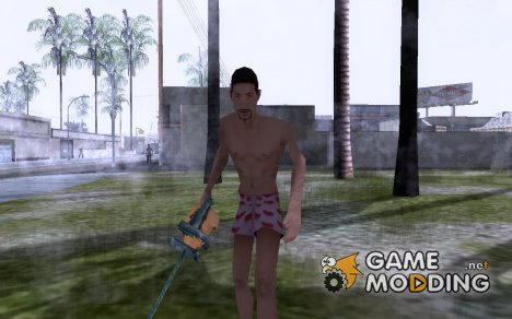 Зомбированный для GTA San Andreas