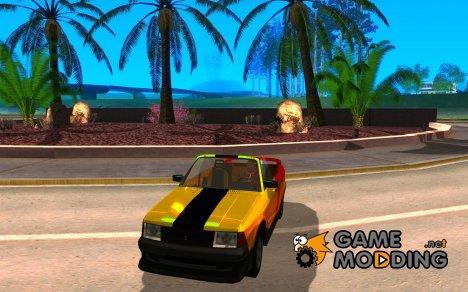 Москвич 2141 Cabriolet for GTA San Andreas
