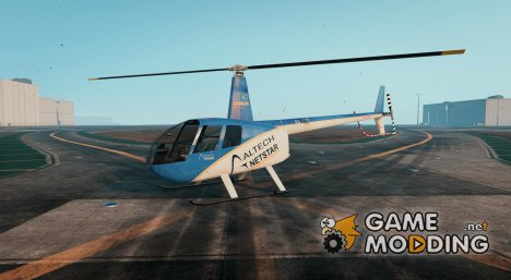 Robinson R44 for GTA 5
