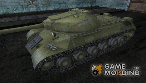 Шкурка для ИС-3 for World of Tanks