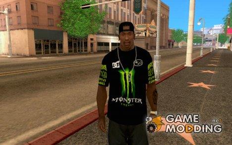 Футболка Кена Блока for GTA San Andreas
