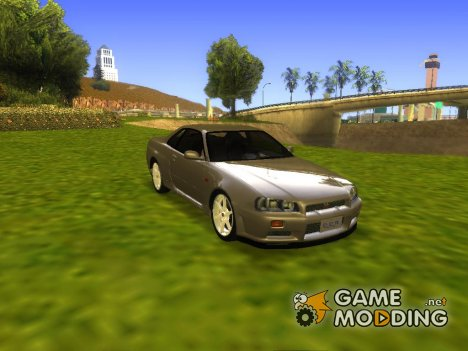 Пак Tunable Авто от Walker`а для GTA San Andreas