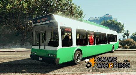 İETT Otobüsü - Istanbul Bus for GTA 5
