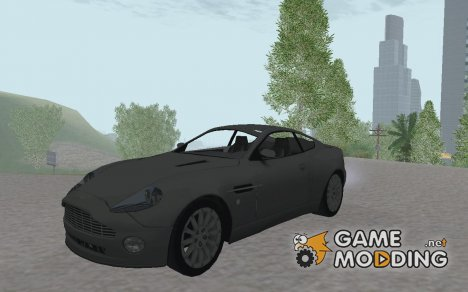 Aston Martin Vanquish for GTA San Andreas