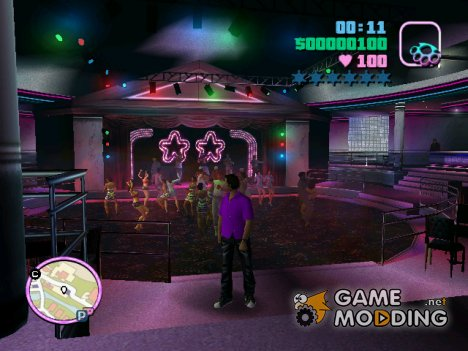 Party 70-x for GTA Vice City