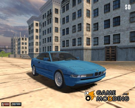 BMW 850i e31 для Mafia: The City of Lost Heaven