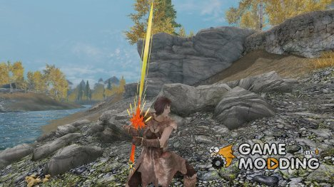 Fantasy cities weapons only для TES V Skyrim