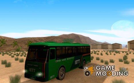 Ikarus Iett для GTA San Andreas