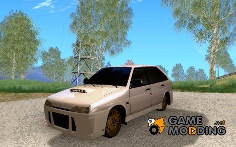 VAZ 2109 Tuning ver 2.5 Доработанная for GTA San Andreas