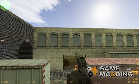 Stoke's Deagle on X rock X's animation для Counter-Strike 1.6