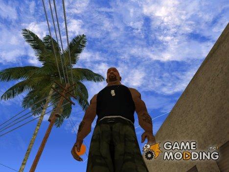 Мандарин for GTA San Andreas