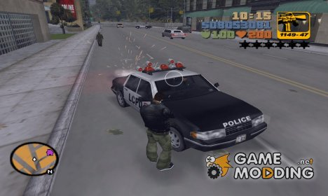 Пак читера for GTA 3