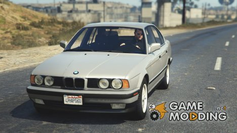 BMW 535i E34 for GTA 5