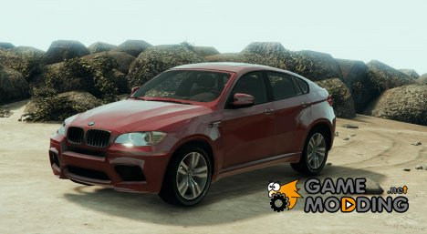 BMW X6M E71 v1.5 for GTA 5