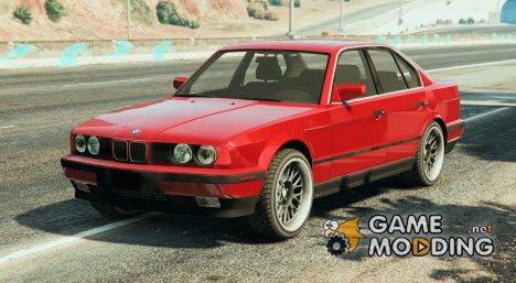 BMW E34 535i v2 for GTA 5