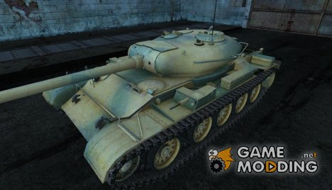 T-54 Chep для World of Tanks