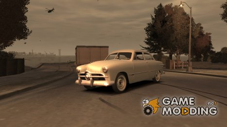 1949 Ford Custom Tudor для GTA 4