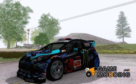 Ford Fiesta 2013 v2.0 для GTA San Andreas