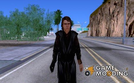 Энакин Скайуокер для GTA San Andreas