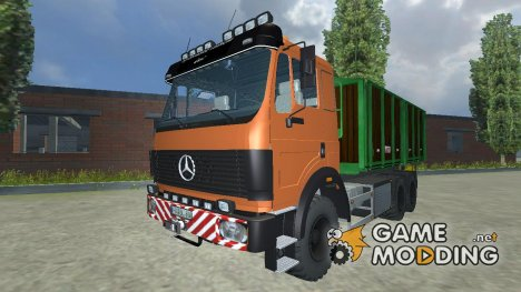 Mercedes-Benz SK 2653 Tipper for Farming Simulator 2013