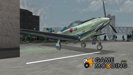 Простой пак самолётов и вертолётов for GTA 3