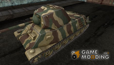 Шкурка для T-25 для World of Tanks