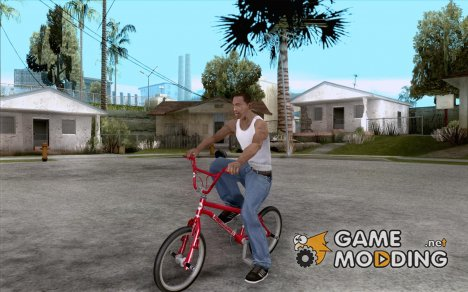 Noxon Jump Bmx for GTA San Andreas