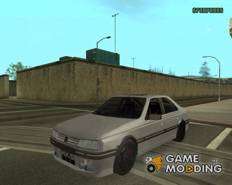 Peugeot 405 for GTA San Andreas