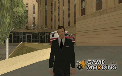Томми Версетти for GTA San Andreas