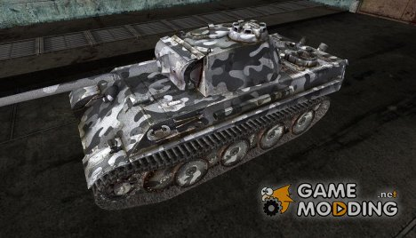 шкурка для Pz V Panther для World of Tanks