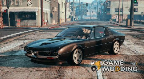 Alfa Romeo Montreal 105 GT 1.0 for GTA 5