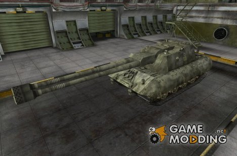Ремоделинг для Lowe for World of Tanks