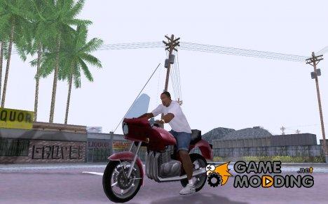 New SA-Style Bike for GTA San Andreas