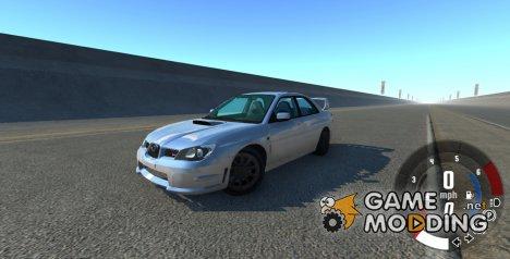 Subaru Impreza WRX STI for BeamNG.Drive