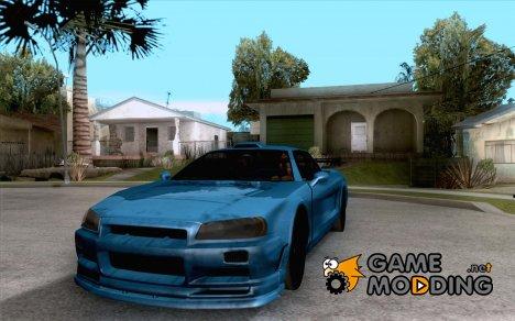 Infernus - beta - v.1 for GTA San Andreas