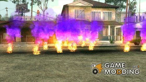 Light Graphics Pack для GTA San Andreas