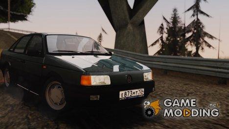 VW Passat B3 v2 RUS Plates HQLM for GTA San Andreas