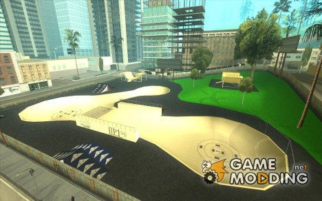 New BMX Park for GTA San Andreas