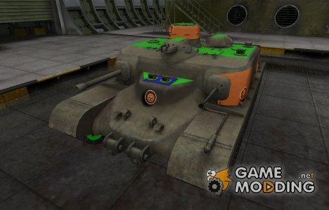 Качественный скин для AT 7 для World of Tanks