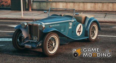 MGTC 1949 для GTA 5