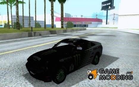 Falken Monster Ford Mustang GT 2010 для GTA San Andreas