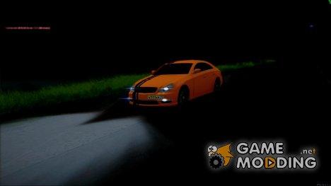 Mercedes-Benz CLS55 для GTA San Andreas