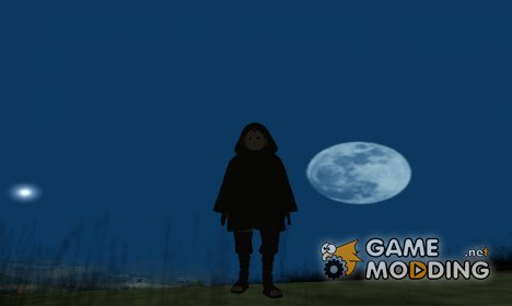 Анбу Конохи из Наруто HD (В плаще) для GTA San Andreas