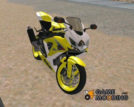 Suzuki GSX-R 2015 for GTA San Andreas