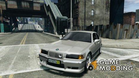 BMW E36 328i v2.0 for GTA 4
