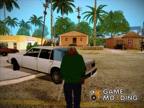 FAM1 HD for GTA San Andreas